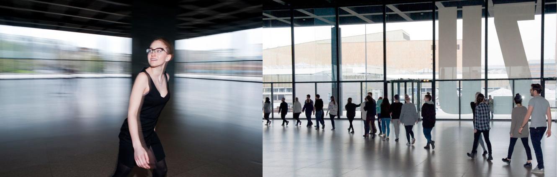 Neue Nationalgalerie, TU Berlin, 14.04.2015