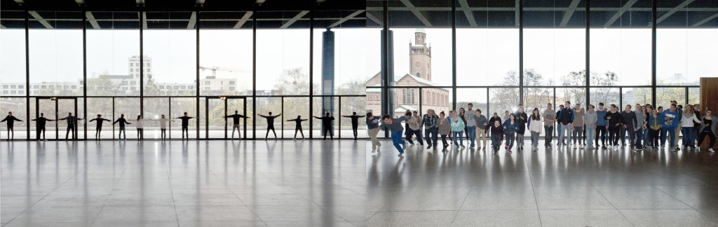 Neue Nationalgalerie, TU Berlin, 14.04.2015